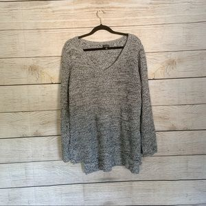 Plus Size Gray Torrid Sweater